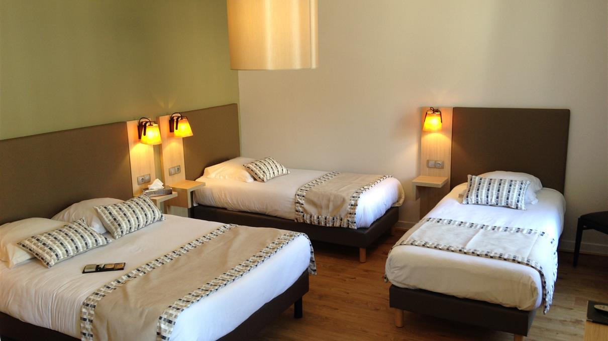 Chambre d\'hôtel à Morlaix - Hôtel de l\'Europe - Les offres spéciales ...